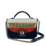 171-P-310 RED WHITE NAVY GOLD